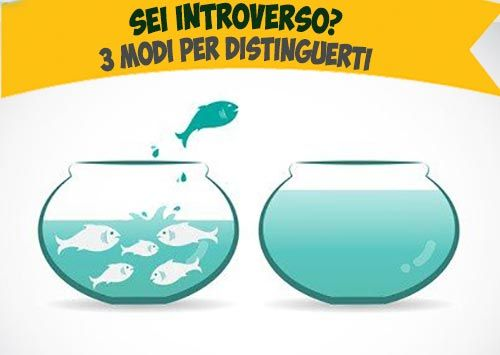 Sei Introverso? 3 modi per distinguerti in un mondo rumoroso