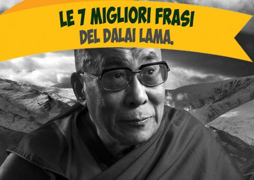 frasi del Dalai Lama