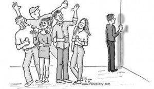 ansia sociale